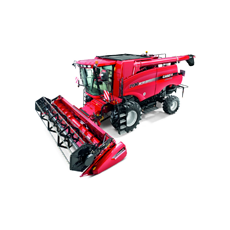 Transportation of combines and other agricultural machinery